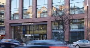 Kennedy Wilson's €140m sale of Baggot Plaza to German investor Deka Immobilien was one of this year's headline deals