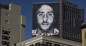 Nike turned Colin Kaepernick's discrimination by the NFL into a slick advertising campaign.
