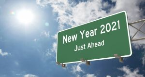 'We're on a goddamn cliffhanger and the new year rings in the next instalment with the same tension and trepidation we've been used to for the past God knows how many months.' Photograph: iStock