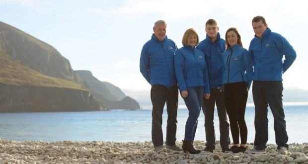 The O'Malleys of Achill Island Sea Salt say a green light from the European Commission would 'definitely help the brand'
