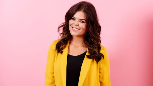 Doireann Garrihy, host of Reeling in the Fears