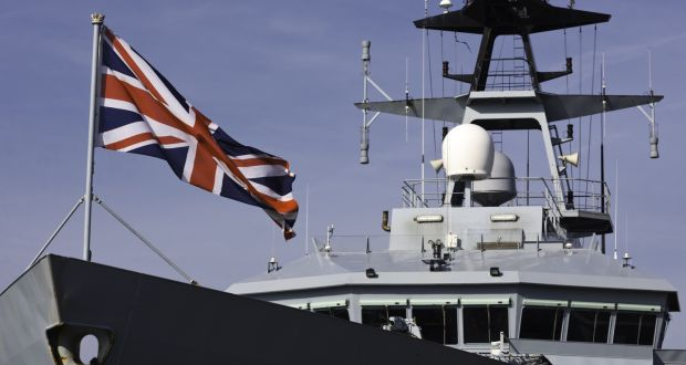 Navy ships to help protect UK fishing waters in event of no-deal Brexit