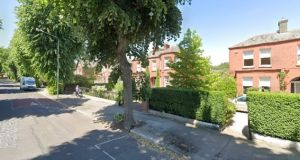 "Temple Gardens, Rathmines is ""a quiet road of just 26 houses"". Photograph: Google Street."