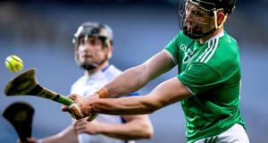 Gearóid Hegarty: scored seven points from play in an outstanding personal display for Limerick at Croke Park.  Photograph: Tommy Dickson/Inpho