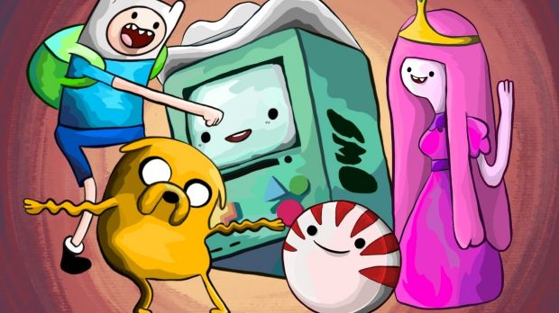 Adventure Time: Tooned in