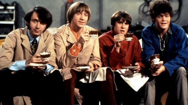 The Monkees: We are believers. Photograph: Reuters