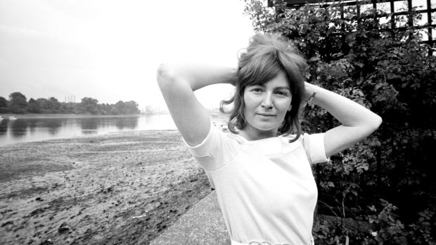 Edna O'Brien in June 1968. Photograph: Len Trievnor/Daily Express/Getty Images