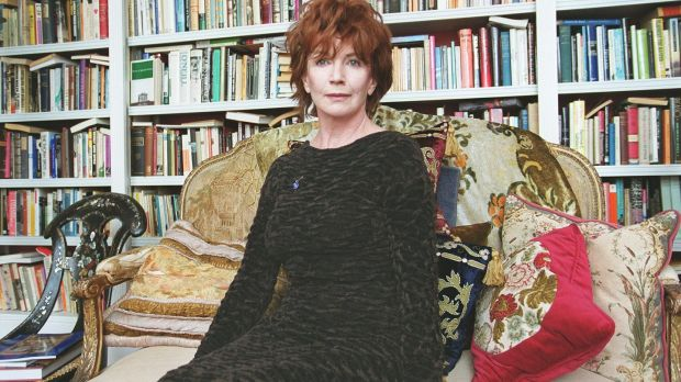 Edna O'Brien in her London home in 1999. Photograph: Frank Miller