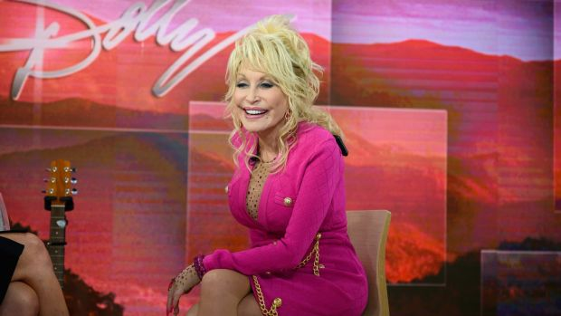 Dolly Parton helped to fund Moderna's vaccine against Covid-19. Photograph: Nathan Congleton/NBC/NBCU Photo Bank via Getty Images