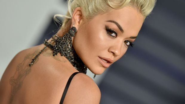 Rita Ora apologised for attending a function in Egypt and hosting a birthday party. Photograph: Axelle/Bauer-Griffin/FilmMagic