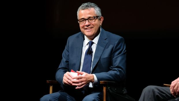 New Yorker writer Jeffrey Toobin was fired for actions on a Zoom call. Photograph: D Dipasupil/Getty Images for SAG-AFTRA Foundation