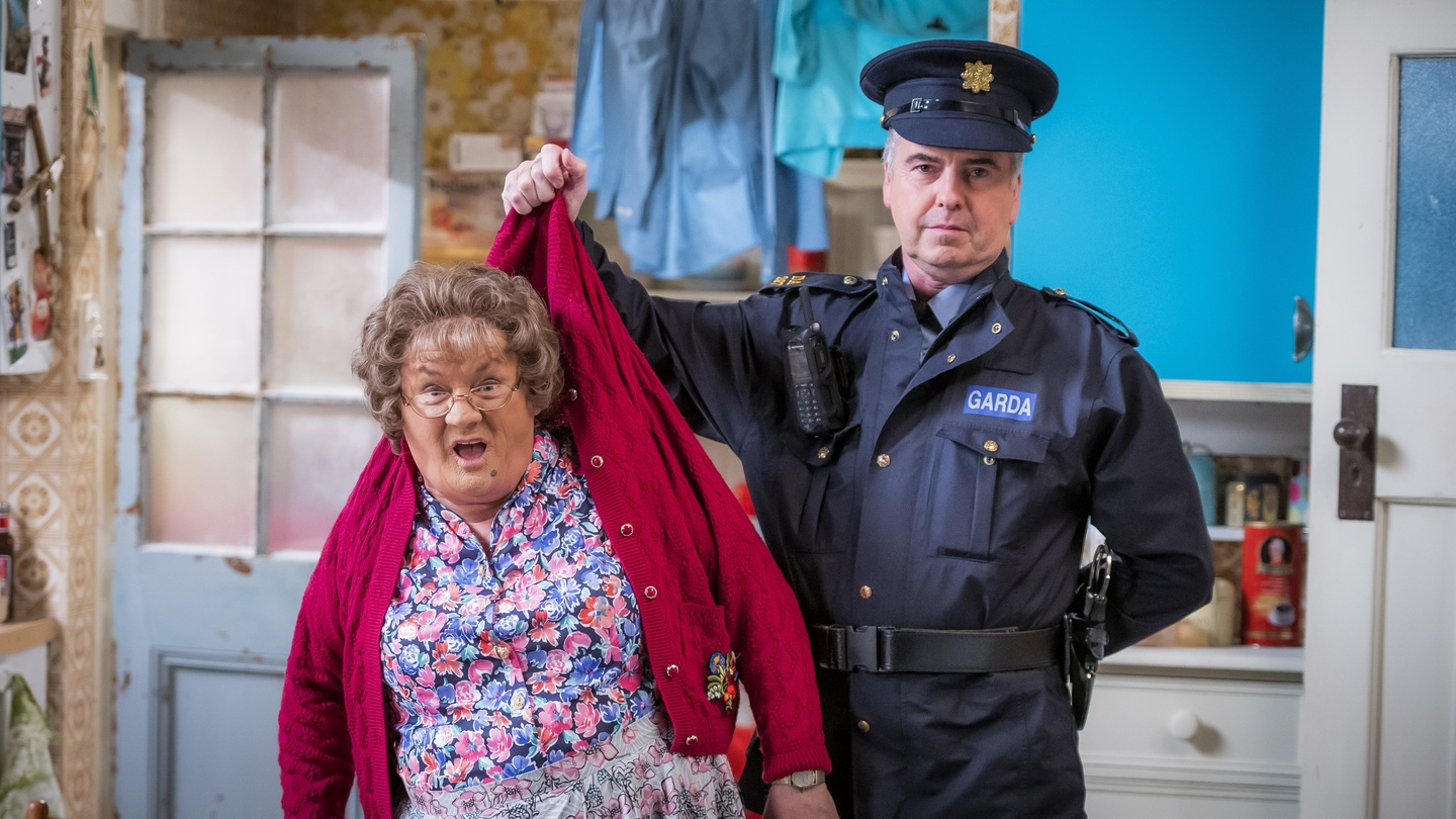 Mrs Browns Boys...Full Episodes Christmas Special 2021 Tv Guide 46 Of The Best Shows To Watch This Holiday Week