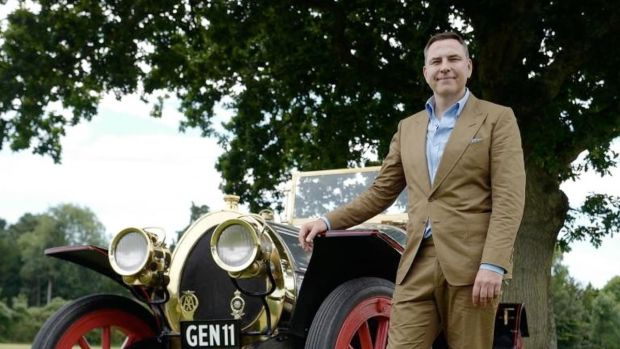 Chitty Flies Again with David Walliams
