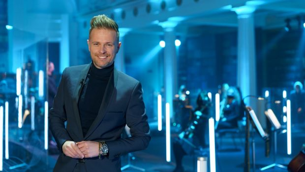 Nicky Byrne, host of Soundtrack to My Life