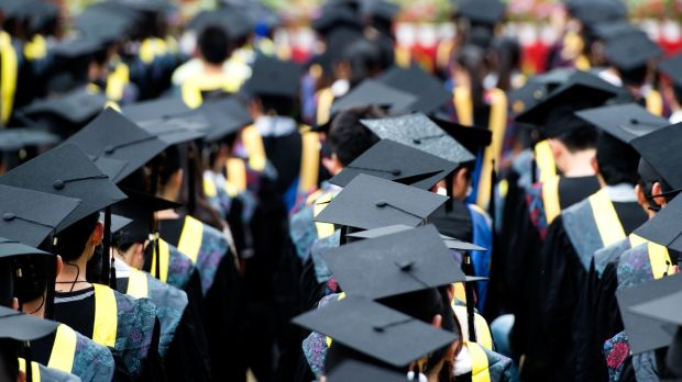 A new funding model for the higher-education sector has been promised for many years, but with little action so far. File photograph: Getty