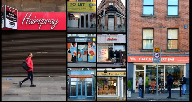 Gone for good: some of the businesses that closed in 2020. Photographs: The Irish Times