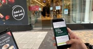 Marks & Spencer has introduced a Book & Shop service allowing customers to book a timed slot and avoid queuing to enter stores.