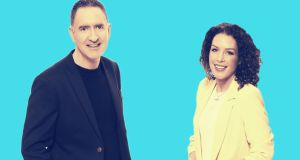 Sarah McInerney and Cormac Ó hEadhra: driving Drivetime to new heights