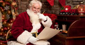 Conor Pope talks to Santa on the Irish Times Santa Podcast