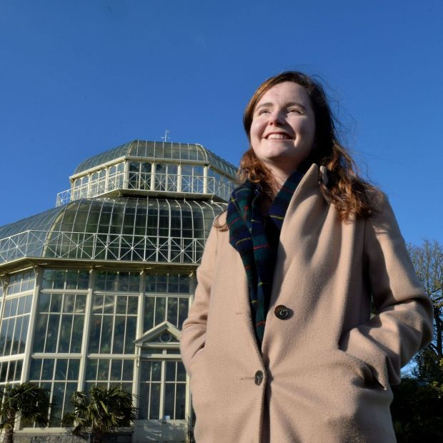 SUSTAINABILITY Kayle Crosson. Photograph: Alan Betson/The Irish Times