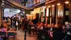 The Government may decide to keep open the possibility of permitting outdoor dining for restaurants and gastropubs that can accommodate diners in heated outdoor areas. File photograph Nick Bradshaw/The Irish Times