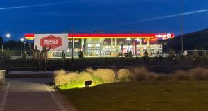 The Barack Obama Plaza in Co Tipperary. Photograph: Facebook