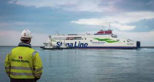 Both Stena ships will sail on Tuesday to alleviate the pressure on Irish transport companies and add capacity to direct routes to mainland Europe.