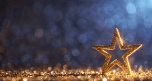 This Christmas, we are all following a star of hope towards some place outside of the world as we have known it in 2020. Photograph: iStock