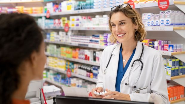 'When you walk into a pharmacy you expect to meet people who are well versed in evidence-based medicine and are well trained,' says Dr David Robert Grimes. Photograph: iStock