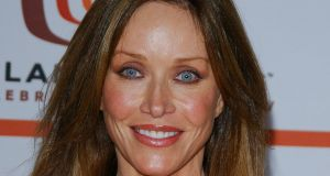 Tanya Roberts: starred in A View to a Kill and final seris of Charlie's Angels. Photograph: Chris Delmas/AFP/Getty Images