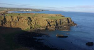 The Causeway Coastal Path stretches 52 exhilarating kilometres from Ballycastle to Portstewart.