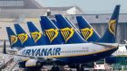 Ryanair expects to carry between 26m and 30m passengers in the 12 months to the end of March