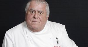 Albert Roux, the chef and restaurateur has died at the age of 85. Photograph: PA Wire