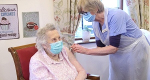 'Best day in years' - Kildare nursing home residents and staff get the vaccine