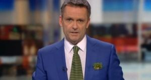 The Waterford Whisper News skit caused widespread offence when the former newsreader Aengus Mac Grianna read out a mock bulletin stating that God had been arrested on charges of sexual harassment.