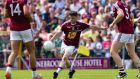 "John Connellan in action for Westmeath. ""The thing has snowballed and nobody has sat down and performed a forensic analysis of where we're actually going. It has been allowed to gather momentum to the point where it's a runaway train."" Photograph: Tom Beary/Inpho"