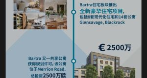Chinese investors are paying €1 million each to social housing schemes planned by developer Richard Barrett's Bartra Capital, in return for the right to live in the Republic under a Government cash for residency programme.