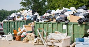 Illegal dumping can be more prevalent in developments with a high proportion of rental properties and unrestricted access. Photograph: Getty Images