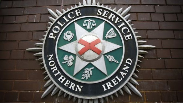 PSNI investigate after lorry driver injured by rock thrown from Antrim overpass