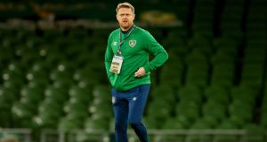 Damien Duff: while you can easily imagine why he  might have fallen out of love with the job, walking away after eight months without a clear explanation leaves an  impression of flakiness. Photograph: James Crombie