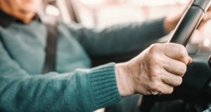 Over-70s can currently apply for, or renew, their car driving licence without the need to submit a medical report, provided they do not have an identified or specified illness. Photograph: iStock