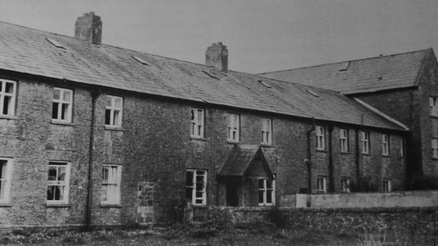 Tuam mother and baby home, Galway. Photograph: Tuam Home Graveyard Committee/PA Wire