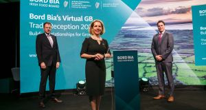Bord Bia chief executive Tara McCarthy warned the extra costs and complexities of trade with the UK post-Brexit are likely to cause significant challenges.