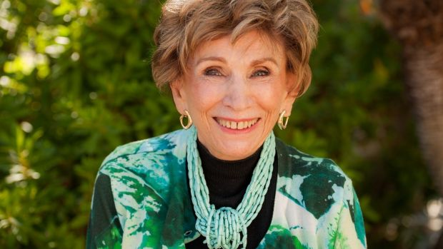 Author, celebrated psychologist and Holocaust survivor Edith Eger