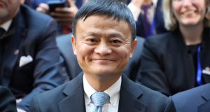 Jack Ma has not appeared in public since October 24th, when he gave a high-profile speech critical of the state-owned banks  as well as regulators who he said often sacrifice innovation on the altar of stability. Photograph:  Ludovic Marin/AFP via Getty Images