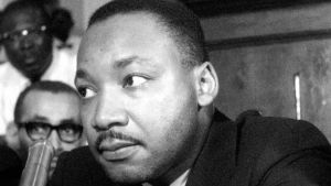 "MLK/FBI documents  the  ""darkest part of the FBI's history"" with its smear campaign against Martin Luther King."
