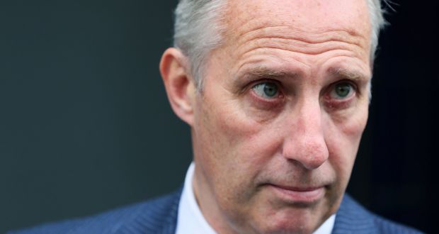 "DUP MP Ian Paisley: accused Conservative MPs of ""screwing over"" the North. Photograph:  Brian Lawless/PA"
