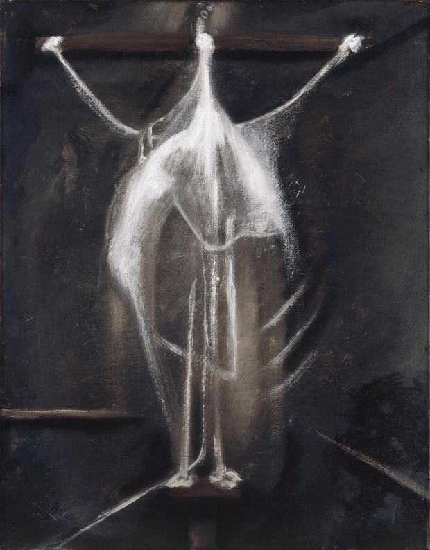 Francis Bacon, Crucifixion 1933 (c) The Estate of Francis Bacon