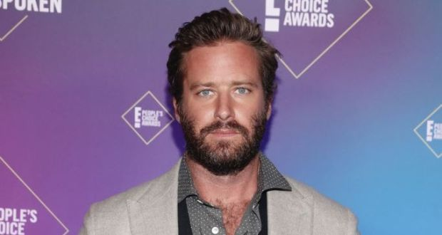Armie Hammer was due to star in Shotgun Wedding with Jennifer Lopez. Photograph: Todd Williamson/E! Entertainment/NBCU Photo Bank via Getty Images