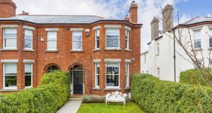 Spacious Sandymount redbrick with home office for €1.45m